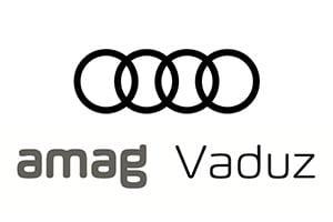 Logo Audi Amag Vaduz