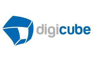Logo digicube AG
