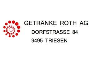 Logo Getränke Roth AG