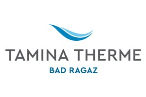 Logo Tamina Therme Bad Ragaz