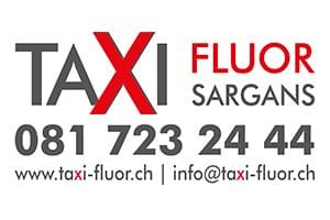 Taxi Fluor Sargans
